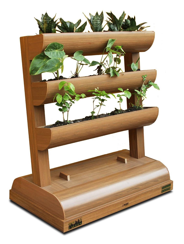 Amazon.com: DC America City Garden CG-SP-392140-T Vertical Planter ...