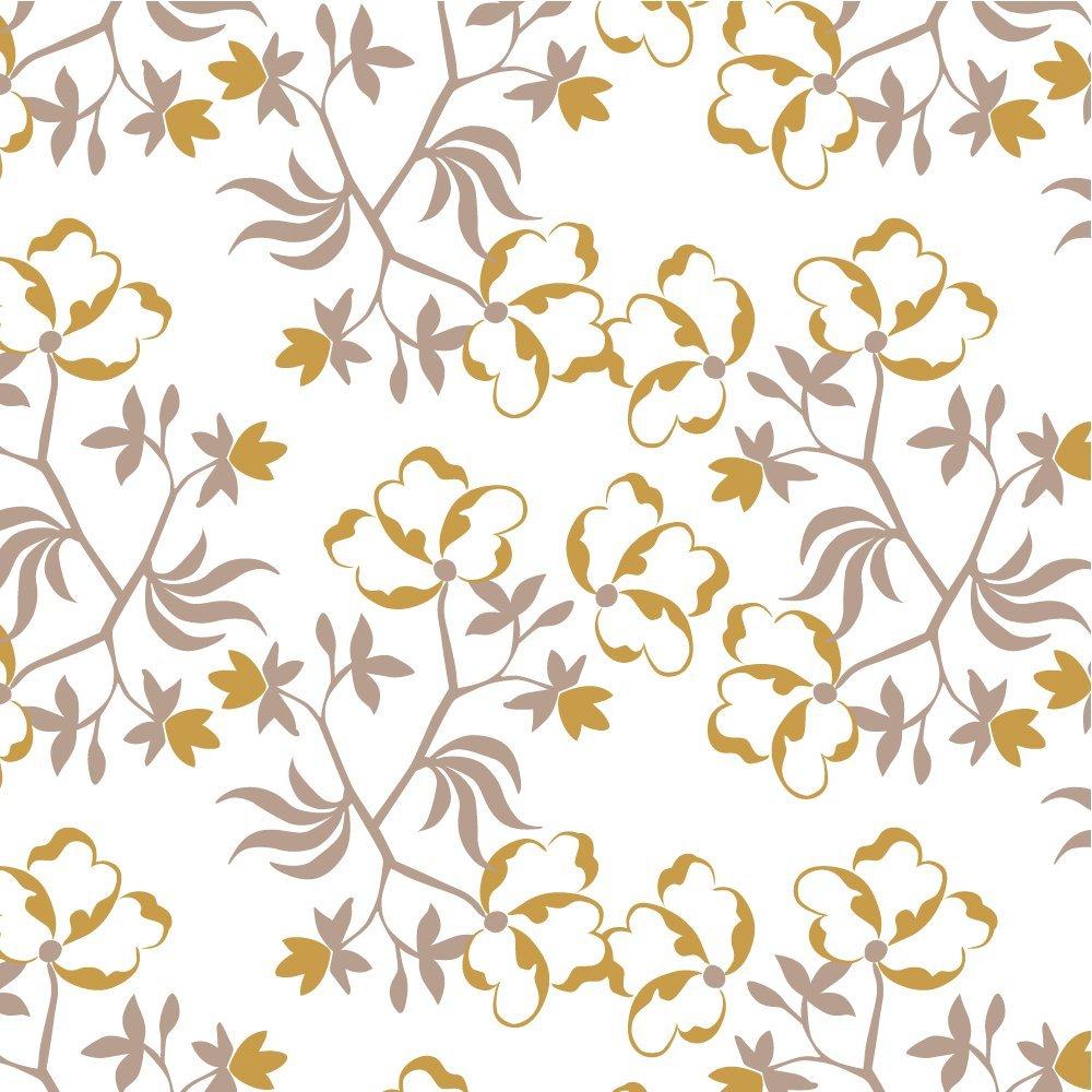 bunt 90 x 65 cm Stillcape Bebe au Lait 3CBBLU Blume