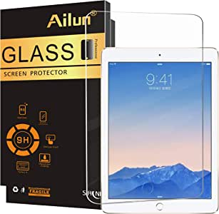 Ailun Screen Protector for iPad (9.7-Inch, 2018/2017 Model, 6th/5th Generation), iPad Air 1, iPad Air 2, iPad Pro 9.7-Inch,2.5D Edge,Case Friendly