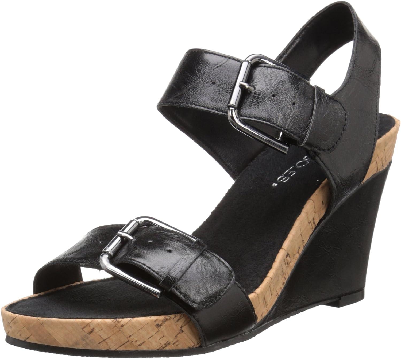 Mega Plush Wedge Sandal