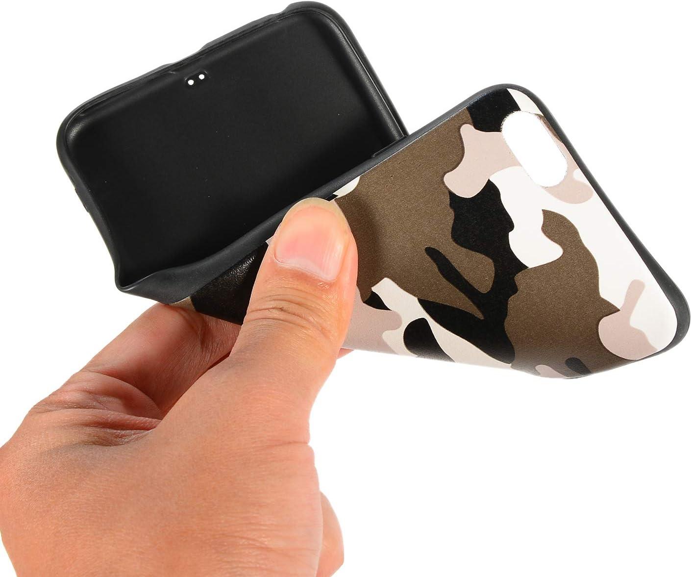 Everainy Kompatibel f/ür iPhone 6 Plus//iPhone 6S Plus H/ülle Silikon Bumper Gummi Cover H/üllen f/ür iPhone 6 Plus//iPhone 6S Plus Handyh/ülle Sto/ßfest TPU Sto/ßstange Schutzh/ülle Rauchen