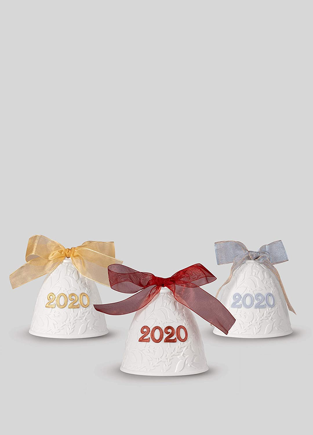 BRAND NEW 2020 ANNUAL CHRISTMAS BELL #18454 MINT /& BOXED! LLADRO