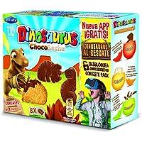 Dinosaurus - ChocoLeche - Galleta de cereales