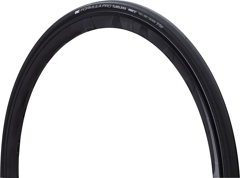 IRC Tire Tires Irc Formula Pro Tubeless Rbcc 700X28 Black/Black Fold - 38665J