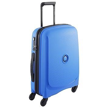 7b51febeb Delsey Paris Belmont Equipaje de Mano, 55 cm, 40 Liters, Azul (Bleu Clair):  Amazon.es: Equipaje