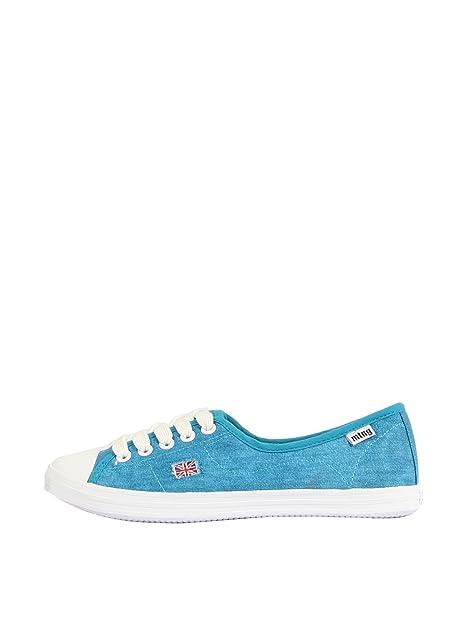 Mtng Zapatillas Bamba, color azul, talla 39