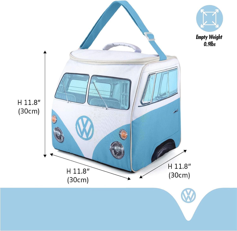 Bolsa de almacenaje para Llevar el Almuerzo p/ícnics y Festivales Bolsa t/érmica Grande de Volkswagen VW T1 4 Colores