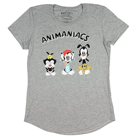 Animaniacs Juniors See No Evil Hear No Evil Speak No Evil T-Shirt