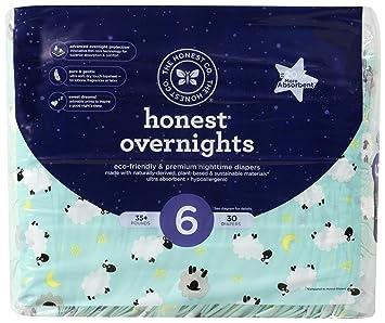 Honest Overnight Diapers