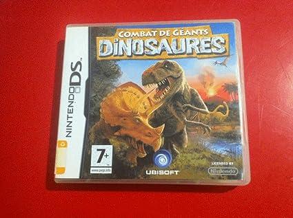 Ubisoft Combate de Gigantes DInosaurz - NDS - Juego (Nintendo DS, Lucha, UBISOFT
