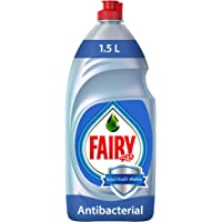 Fairy Platinum AntiBacterial Dish Washing Liquid Soap 1.05 L