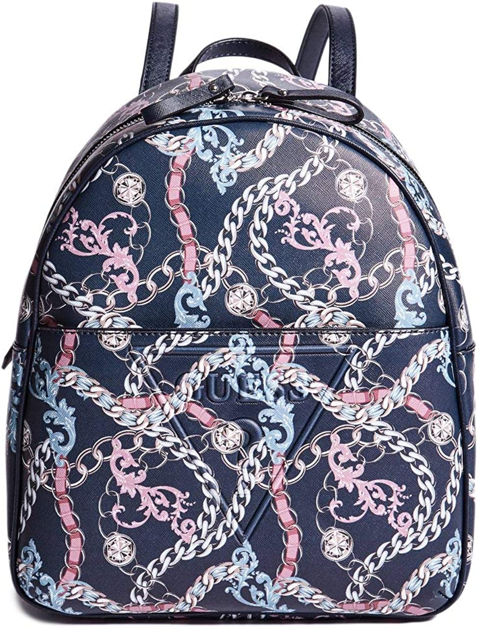 GUESS Factory Women s Rigden Logo Backpack