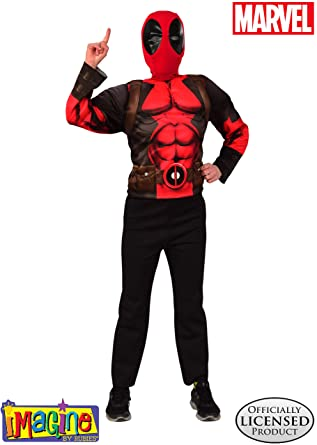 Amazon.com: Imagine por rubies Marvel Deadpool Disfraz ...