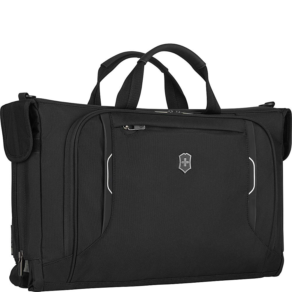 Victorinox Werks Traveler 6.0 Deluxe Business Garment Sleeve (Black)