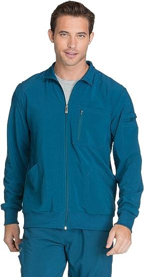 Cherokee Infinity Zip Front Scrub Jacket review
