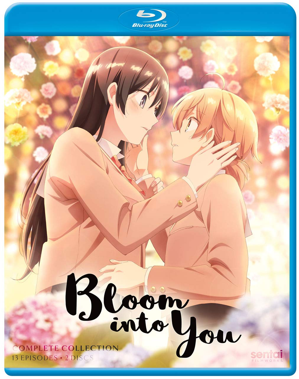 Bloom Into You Blu-ray (Dual Audio)