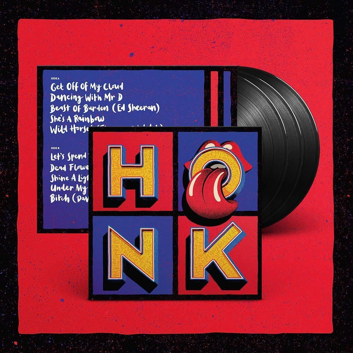 Honk (3 LP Version) by POLYDOR