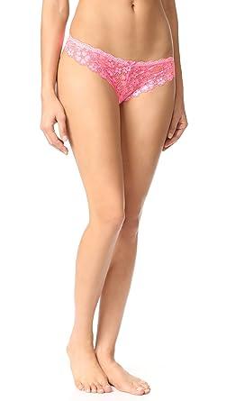 e0fc61dba672 Honeydew Intimates Women's Camellia Thong at Amazon Women's Clothing store: