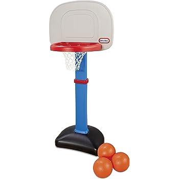 Amazon.com: Little Tikes EasyScore Basketball Set: Toys ...