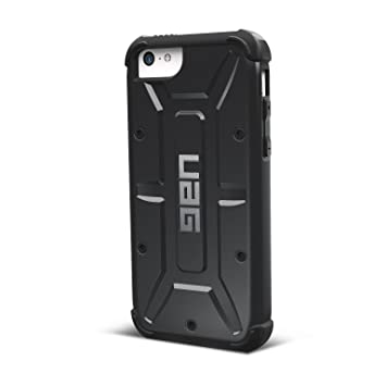 best loved 37f1a c2019 UAG iPhone 5c Feather-Light Composite [Black] Military Drop Tested Phone  Case