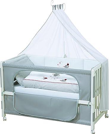 Roba Roombed Babybett 60x120cm Beistellbett Zum Elternbett Mit