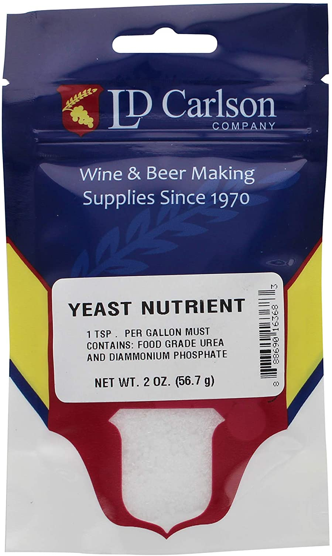 Yeast Nutrient - 2 oz. L.D. Carlson