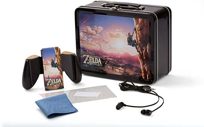 PowerA - Kit de lonchera Zelda (Nintendo Switch): Amazon.es: Videojuegos