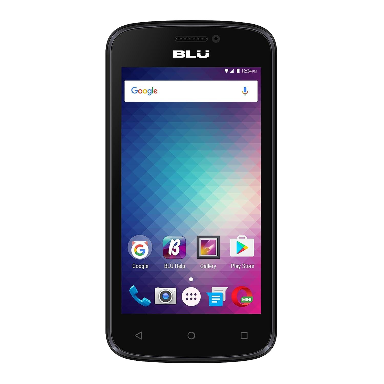 Amazon BLU Advance 4 0M Unlocked Phone Blue Cell Phones