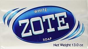 ZoteWhite Laundry Bar Soap