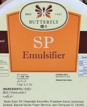 Sp Emulsifier (Pengembang Kue Sp)- 2 5oz [Pack of 3]