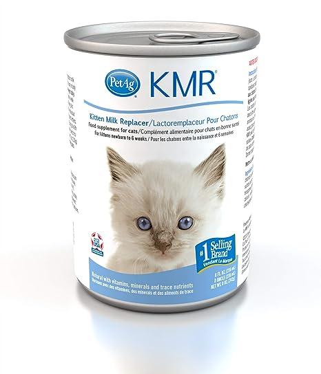 Pet Ag KMR - Leche de Gatito Replacer: Amazon.es: Productos ...