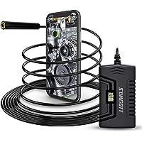 Endoscopio, SUMGOTT 1080P Full HD cámara endoscópica, camara