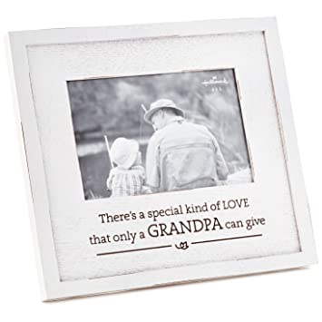 Amazoncom Hallmark Grandpa Special Kind Of Love Wood Picture