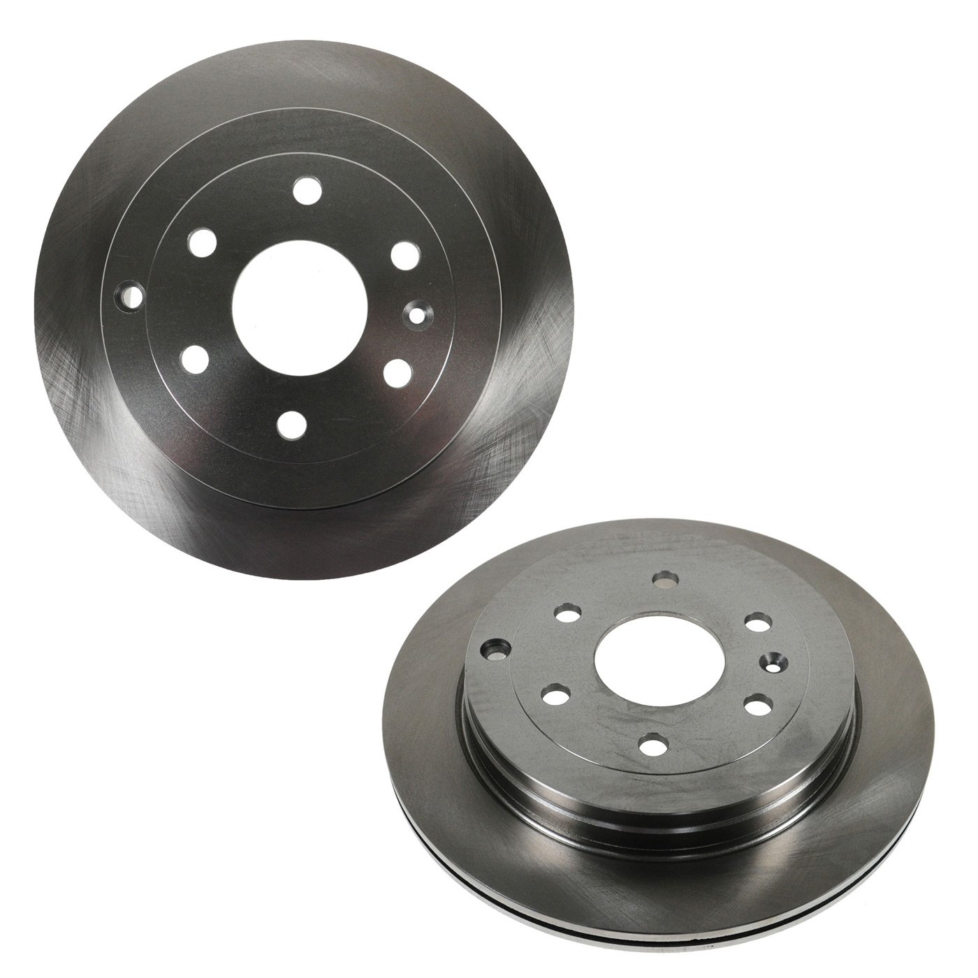 Disc Brake Rotor Rear Pair Set for Acadia Enclave Outlook Traverse