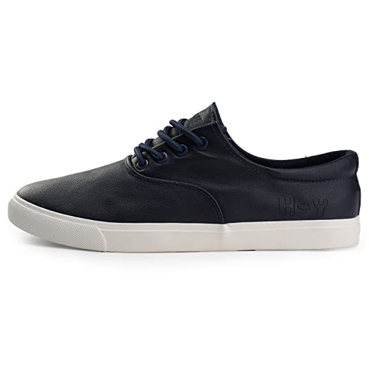 Amazon.com | Alexis Leroy Mens Classic Comfort Low Up Sneakers | Fashion Sneakers