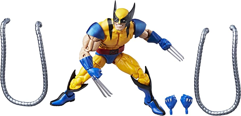 Amazon.com: Marvel X-Men Legends Series - Figura de lobo ...