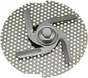W10083957 Dishwasher Chopper Blade Assembly for Whirlpool & Kenmore W10083957V, W10083957VP, PS11722146,PS1734917