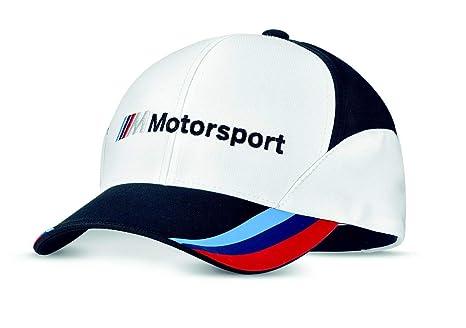 BMW M Motorsport Casquette Basecap
