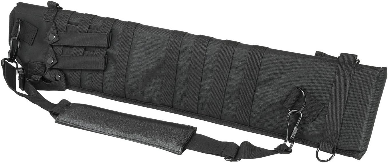 VISM by NcStar Tactical Shotgun Scabbard (CVSCB2917B), Black : Gun Slings : Sports & Outdoors