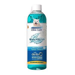 Nylabone Advanced Oral Liquid Tartar Remover Dog Health Supplies