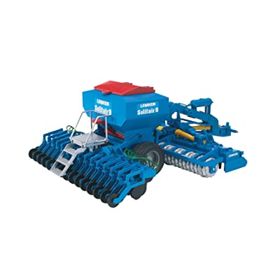 Bruder Lemken Solitair 9 Sowing Combination: Toys & Games