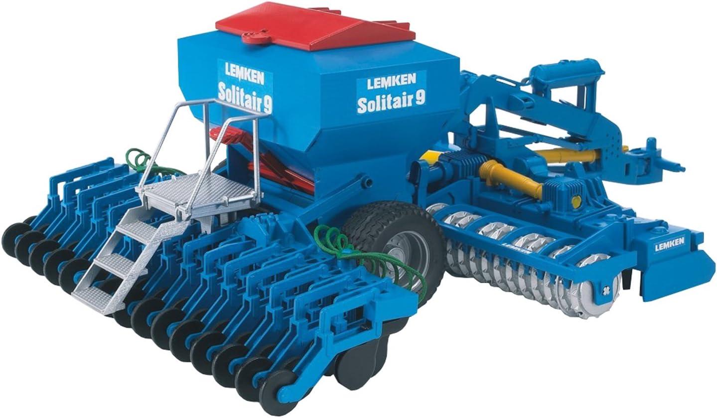 Bruder - Lemken Solitair 9 Saatkomb, máquina agrícola