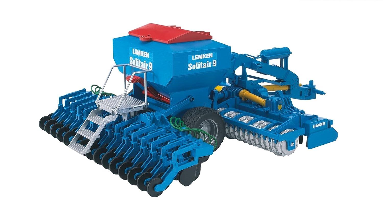 Bruder Lemken Solitair 9 Sowing Combination