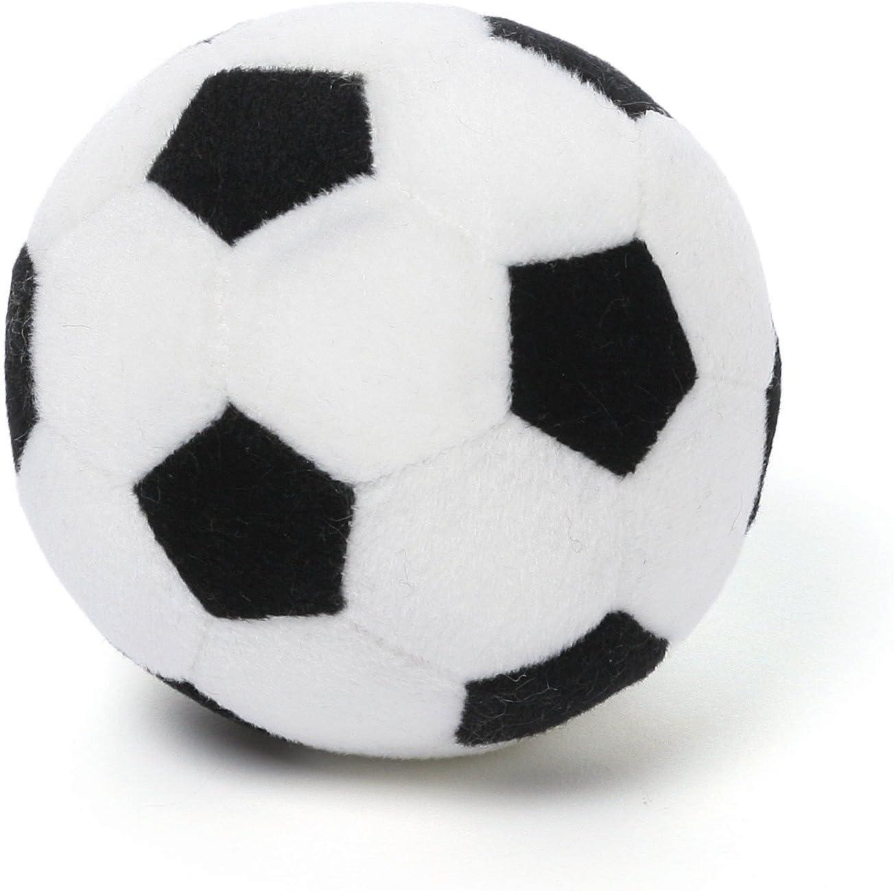 GUND Sportsfanz Pelota de fútbol de Juguete: Amazon.es: Juguetes y ...