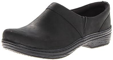 4b3d341b12c Klogs Footwear Women s Mission Medium Black Oiled Size 060