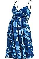 Beachcoco Women's Maternity Sweetheart Short Dress