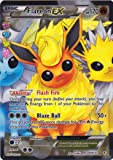 Pokémon Single Card - FLAREON EX Generations RADIANT COLLECTION #RC28/RC32