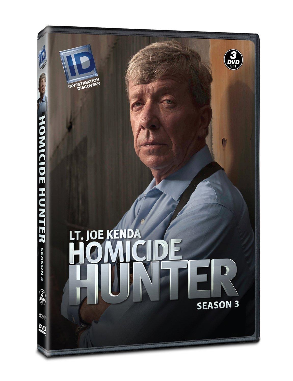 Amazon.com: Homicide Hunter: Season 3 DVD: Movies & TV