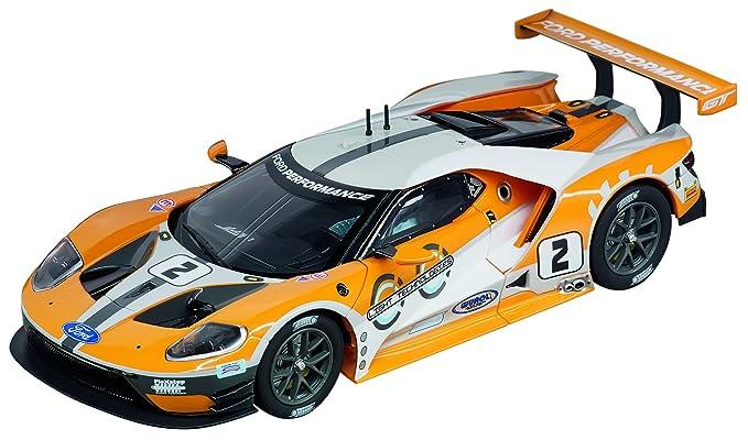 Carrera  Slot Car Racing Vehicle Ford Gt Race Car No