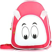 Mammon Women's Girl's Backpack Handbag (BP-rabbit-PW)